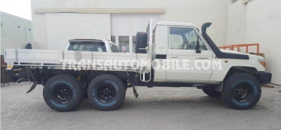 Toyota land cruiser 79 pick up vdj v8 single cab 4.5l diesel 6x6
